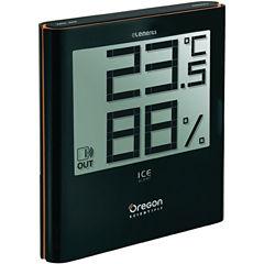 Oregon Scientific EW102 Elements Large Digit Temperature and Humidity