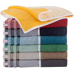 IZOD® Oxford Bath Towels