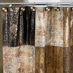 Zambia Animal-Print Shower Curtain
