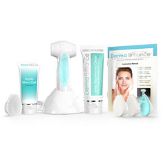 As Seen on TV DermaBrilliance Sonic Exfoliation System