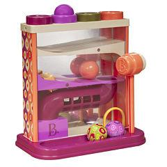 Toysmith Whacky Ball Baby Play