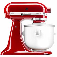 KitchenAid® Ice Cream Maker Mixer Attachment KICA0