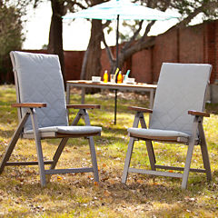 Seabrook Set of 2 Outdoor Chairs