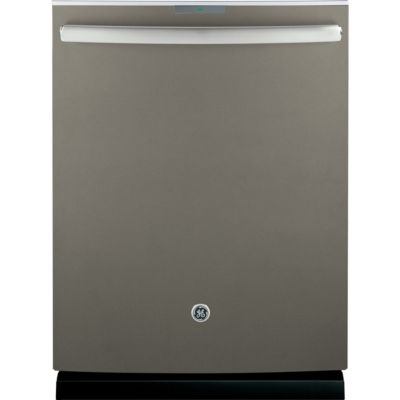 Wonderful GE Profile™ ENERGY STAR® Series Stainless Steel Interior Dishwasher With  Hidden Controls