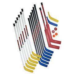 Champion Sports 47 INCH DELUXE RHINO STICK SENIORHOCKEY SET