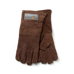 Outset BBQ Leather Grill Gloves