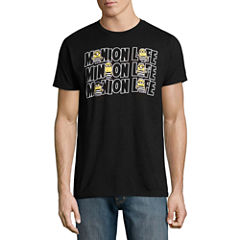 Short Sleeve Despicable Me Tv + Movies Graphic T-Shirt