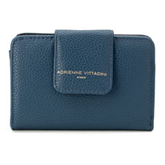 Adrienne Vittadini   French Purse Indexer Wallet