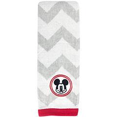 Disney Chevron Mickey Mouse Hand Towel