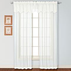 Charleston Rod-Pocket Curtain Panel