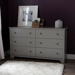 Vito 6-Drawer Dresser
