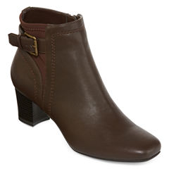 east 5th® Rico Heeled Ankle Booties