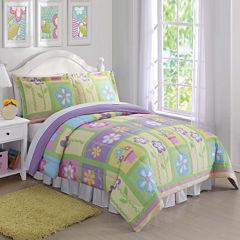 Laura Hart Kids Sweet Helena Twin Comforter Set