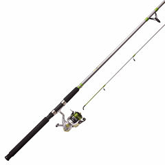 Zebco Stinger Spinning Combo Rod and Reel