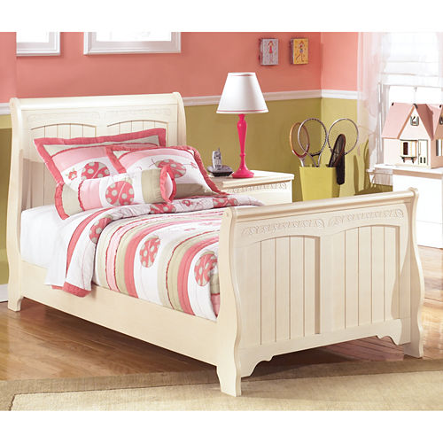 Signature Design by Ashley® Cottage Retreat Sleigh Bed
