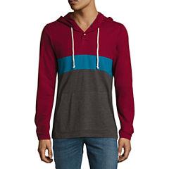 Arizona Long Sleeve Hooded Neck T-Shirt
