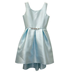 Lilt Sleeveless Hi-Lo Party Dress - Big Kid Girls