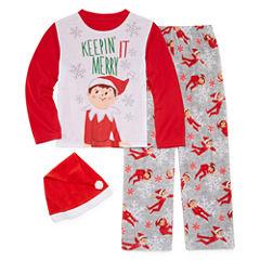 Elf on the Shelf Family Pajama Set- Boys Big Kid
