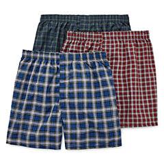 Hanes Men's FreshIQ™ ComfortFlex® Waistband Boxer 3-Pack - Big
