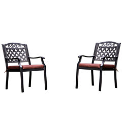 Mecia 2-pc. Patio Lounge Chair