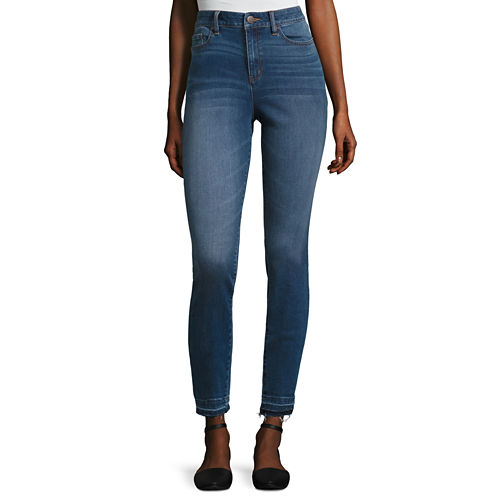 a.n.a High-Rise Ankle Jegging