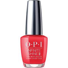 OPI Infinite Shine Cajun Shrimp Nail Polish - .5 oz.