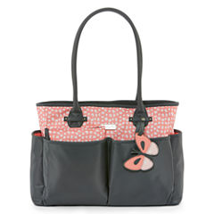 Carter's® Diaper Bag - Butterfly Print