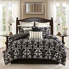 Bombay Harrison Jacquard Comforter Set