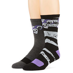DC Comics® Suicide Squad 2-pk. Athletic Crew Socks