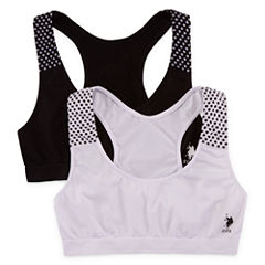 Us Polo Assn. Sports Bra Girls