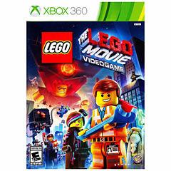 Lego Movie Videogame Ninjago Video Game-XBox 360
