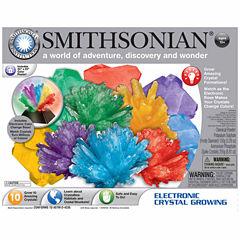 Smithsonian Crystal Growing