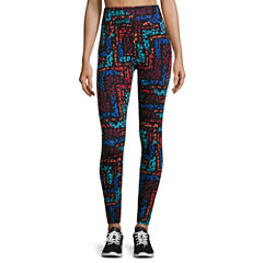 Flirtitude High Waist Leggings-Juniors