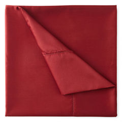 Royal Velvet® 500tc Wrinkle-Free Damask Solid Sheet Sets and Pillowcases