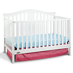 Graco® Solano 4-in-1 Convertible Crib with Mattress