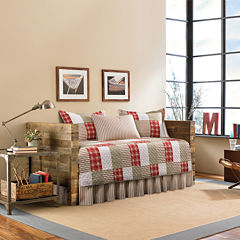 Eddie Bauer® Camano Island Plaid 5-pc. Daybed Cover Set