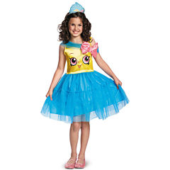 Shopkins 2-pc. Shopkins Dress Up Costume Girls