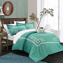 Chic Home Royalton 8-pc. Duvet Cover Set