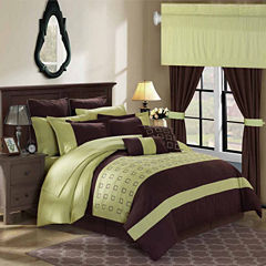Chic Home Lorde Midweight Comforter Set