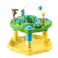 Evenflo Exersaucer Zoo Friends Baby Activity Center