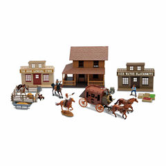 John Wayne Town Play Set