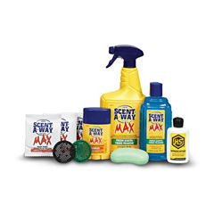 Scent-A-Way Max Fresh Earth 10 Piece Kit