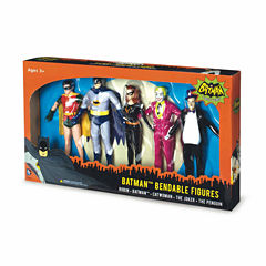 Toysmith Bendable Boxed Set Action Figure