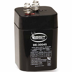 Amierican Hunter 6V 5A Spring Top Rechargable Battery