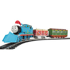 Bachmann Industries Thomas' Christmas Delivery Ready to Run Electric Train Set Large