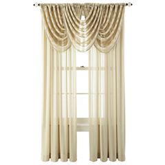 Royal Velvet® Cherise Sheer Window Treatments