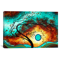 Family Joy by Megan Duncanson Canvas Wall Art