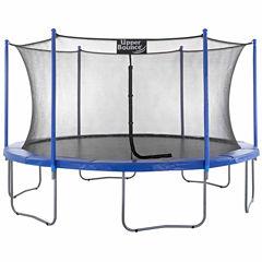 Upper Bounce 16ft Trampoline & Enclosure Set