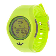 Everlast Neon Green Strap Watch