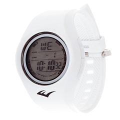 Everlast White Digital Strap Watch